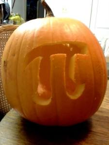 And don't forget the pumpkin pi.