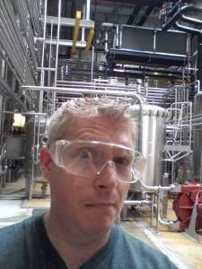 I might have taken a tour of Dogfish Head Brewery. So...much...pipe...